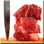 Limit Meat to Lower Weight, Burn Fat