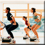 Steps Aerobics Pumps the Metabolism and Boosts Fat Burn