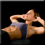 Ab Crunches Don't Specifically Target Belly Fat