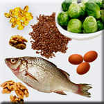 Favor Omega-3 Fats Over Vegetable Oils