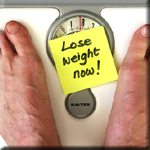 Control Weight with Balanced Diet