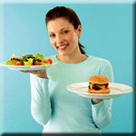 Make One Food Substitution at Each Meal