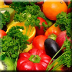 Vegetables and Fruit are the Key to Weight Loss