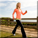 Walking is the Most Common Form of Physical Activity