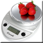 Measure and Weigh All Food for Accuracy