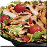 Eat a Healthy Salad When Dining Out