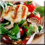 Mediterranean Diet Alters Body Metabolism to Assist Weight Loss