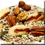 Eat a High Protein Breakfast Everyday, Include Nuts and Seeds!