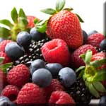 Anthocyanins in Berries Help Lower Blood Pressure