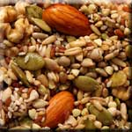 Nuts and Seeds are Packed with Brain Nutrients