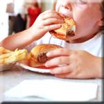 Junk Food Lowers IQ into Adulthood