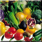 Many Natural Compounds Found in Fresh Fruits and Vegetables Improve Brain Chemistry