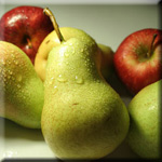 Carotenoids in Apples and Pears Lowers Stroke Risk