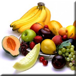 Choose Fruits and Vegetables from all Color Groups to Improve Health Profile