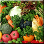 A Diet Packed with Fresh Vegetables lowers Chronic Disease Risk