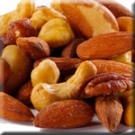 Raw Nuts Help Moderate Blood Sugar Levels